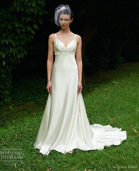 Весільні сукні augusta jones 2012 2013