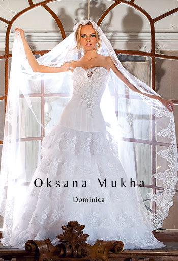 Весільні сукні deluxe 2012 від оксана муха